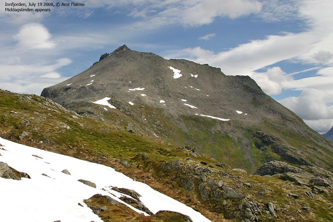 Norwegian Mountains Route Descriptions Nonstinden