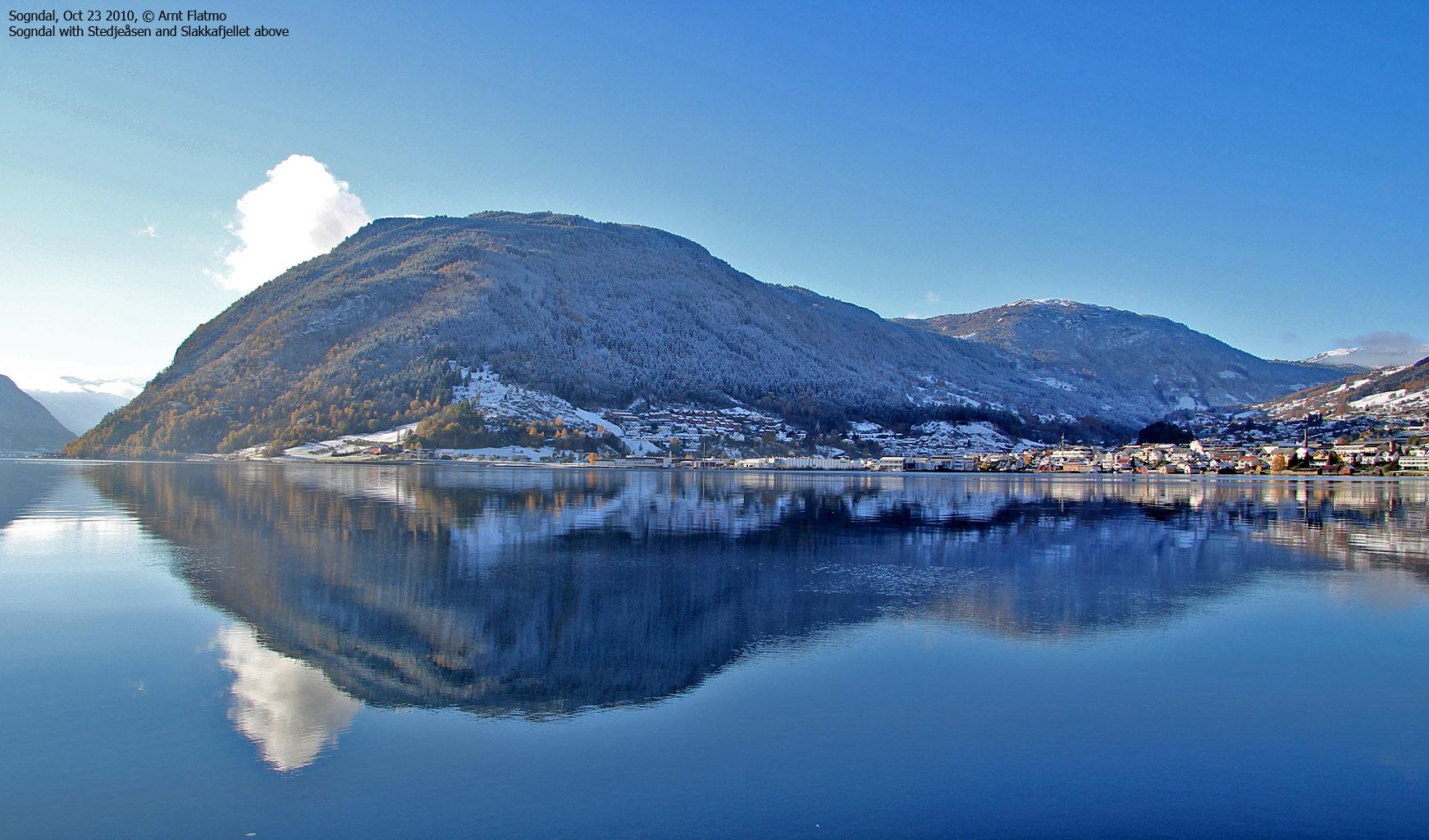 Les montagnes Slakka_65sogndal